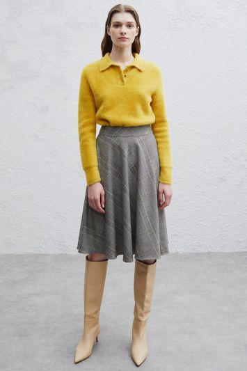 Perspective Axelle Skirt