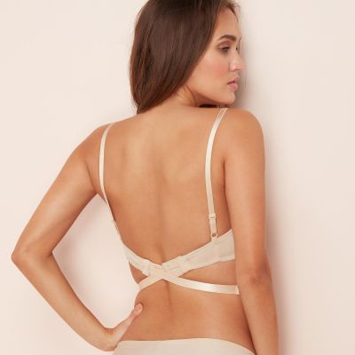 Perfection Beauty Natural Low Back Bra Converter