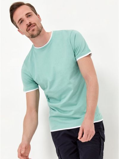 Mandco Double Layer T-Shirt