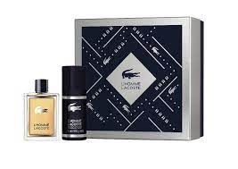 Lacoste L'homme Lacoste Gift Set With 100ml EDT