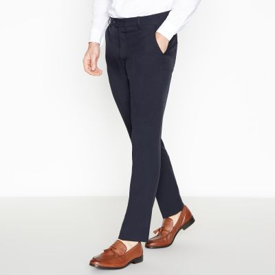 1778 Navy Slim Fit Trousers