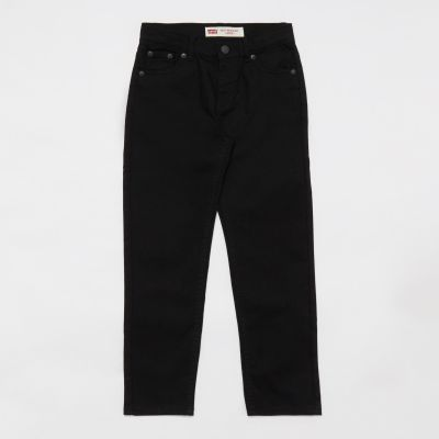 Levi's Boys' Black '502' Tapered Fit Jeans