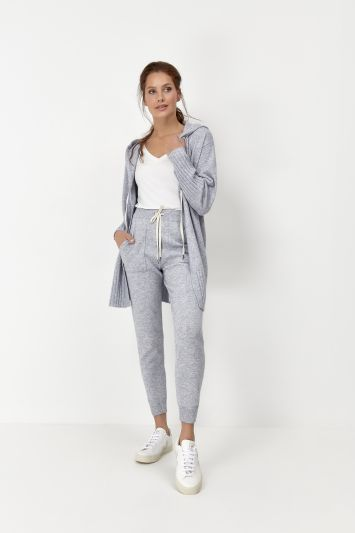 Mandco KNITTED LOUNGE CARDIGAN