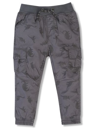 Mandco YB DINO AOP TROUSER LINED